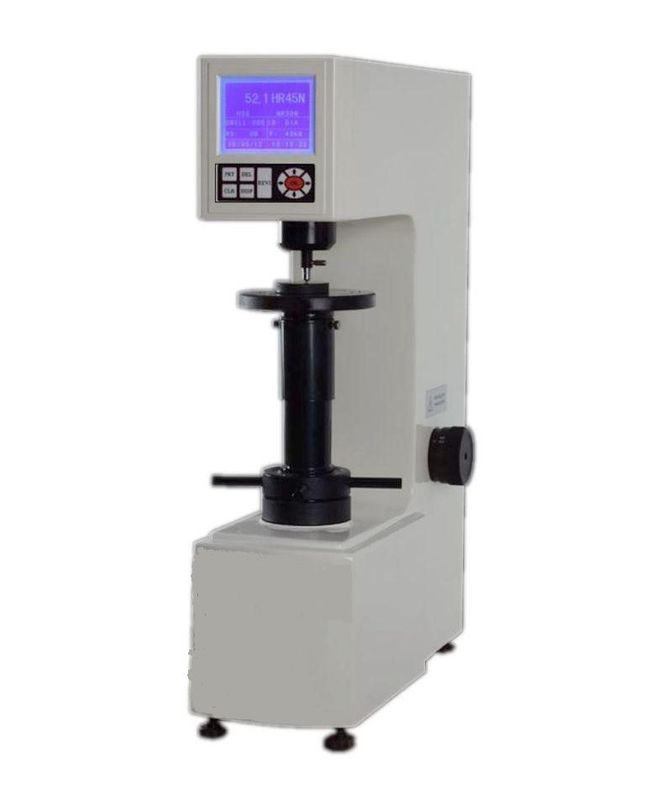 Digital Display Rockwell Hardness Testing Machine / Rockwell Metal Hardness Tester